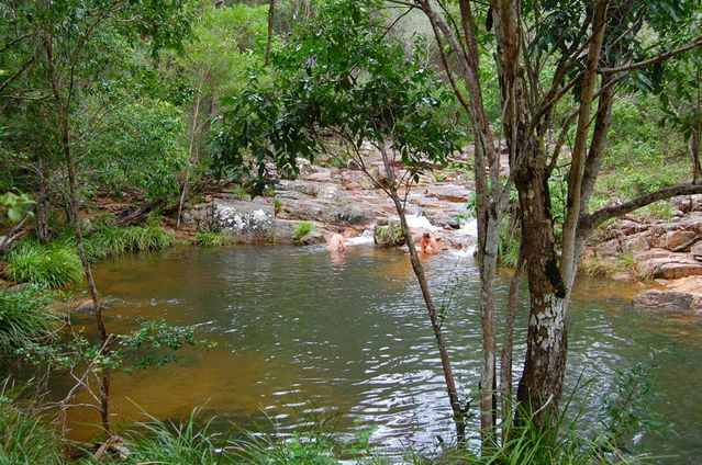 Woondum National Park & Mothar Mountain Rock Pools